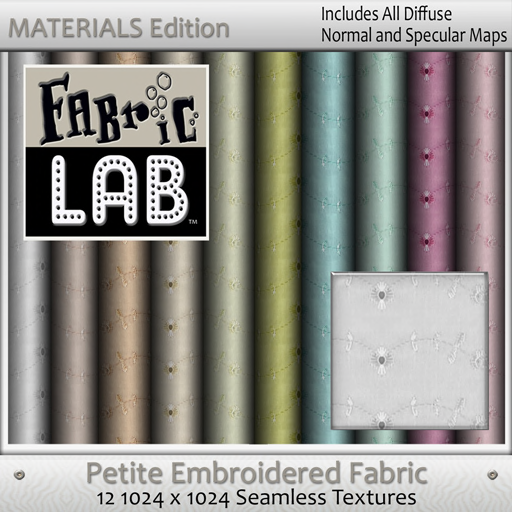 FL ME Petite Embroidery Set