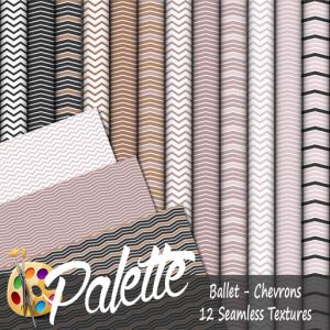 Palette - Ballet Cheverons Ad