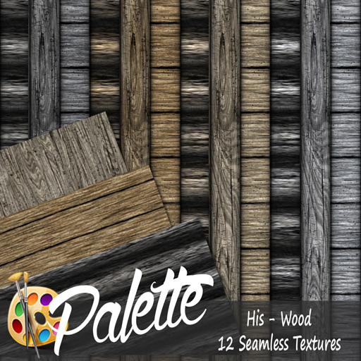 Palette - His Wood Ad
