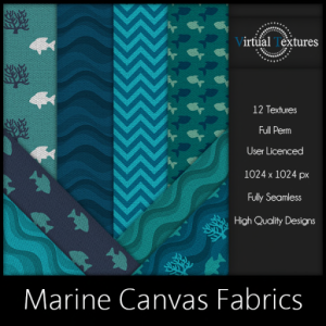 [VT] Marine Canvas Fabrics