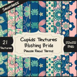 21 BLUSHING BRIDE