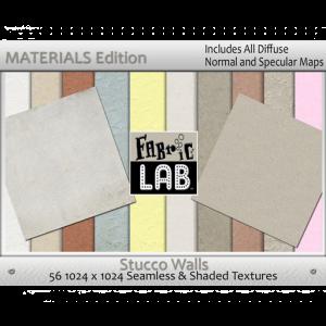 Fabric Stucco Walls Materials Edition
