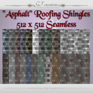GFC-Asphalt Rofing Shingles - Ad