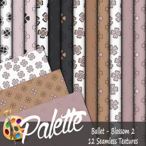 Palette - Ballet Blossom 2 Ad