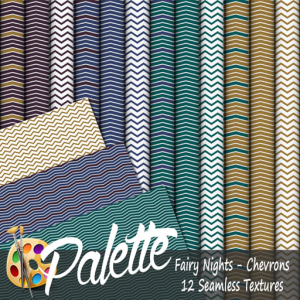 Palette - Fairy Nights Chevrons Ad