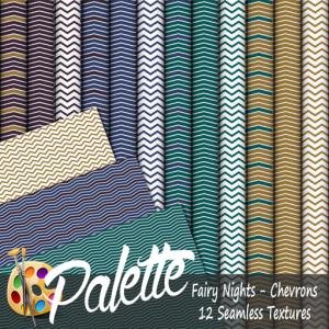 Palette - Fairy Nights Chevrons Ad