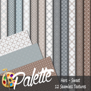 Palette - Hers Sweet Ad