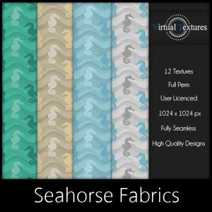 [VT] Seahorse Fabrics