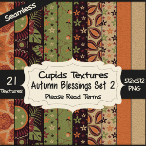 21 AUTUMN BLESSINGS SET 2