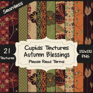 21 AUTUMN BLESSINGS