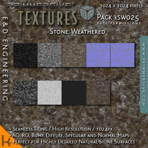 E&D ENGINEERING_ kits - Stone Weathered kSW025_