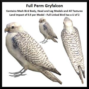 Lunar Seasonal Designs FP - Gryfalcon Ad