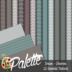 Palette - Dream Chevrons Ad