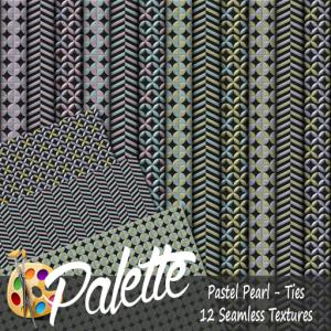 Palette - Pastel Pearl Ties Ad