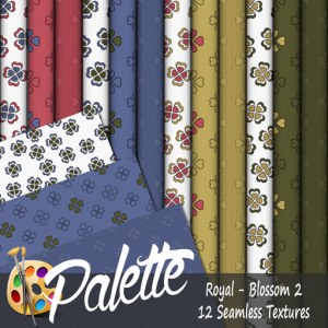 Palette - Royal Blossom 2 Ad