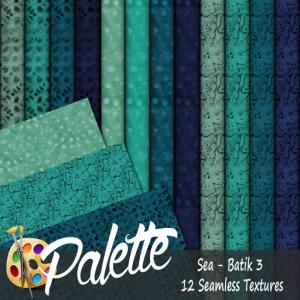 Palette - Sea Batik 3 Ad