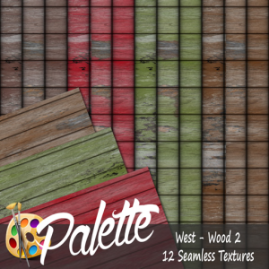 Palette - West Wood 2 Ad