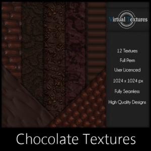 [VT] Chocolate Textures