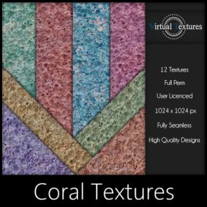 [VT] Coral Textures