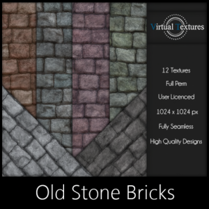 [VT] Old Stone Bricks