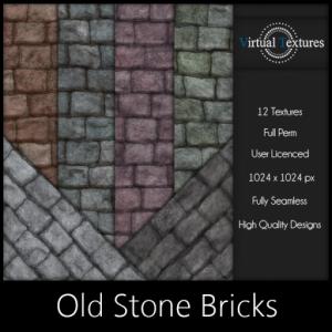 [VT] Old Stone Bricks