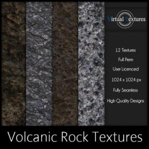 [VT] Volcanic Rock Textures
