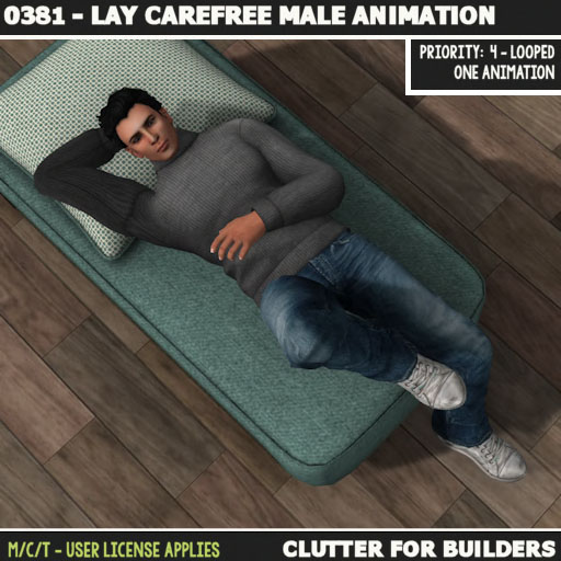 clutter-0381-lay-carefree-male-animation-ad