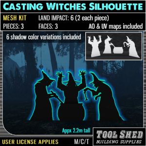 tool-shed-casting-witches-silhouette-mesh-kit-ad