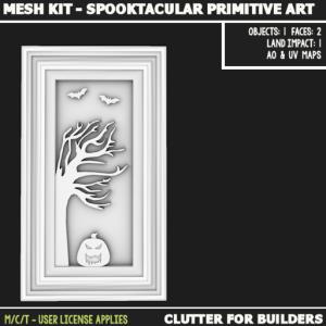 clutter-mesh-kit-spooktacular-primitive-art-ad