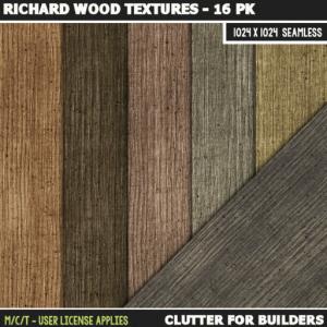 clutter-richard-wood-textures-16pk-ad