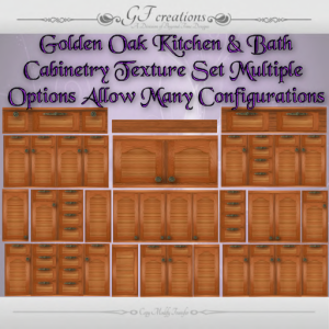 gfc-golden-oak-bath-kitchen-cabinetry-set-ad