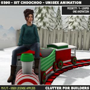 clutter-0388-sit-choochoo-unisex-animation-ad