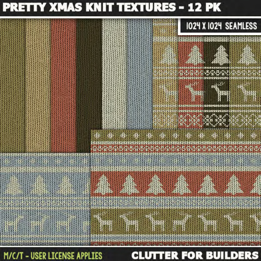 clutter-pretty-xmas-knit-textures-12pk-ad