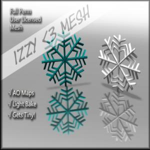 izzy-_3-mesh-snowflake-emblem