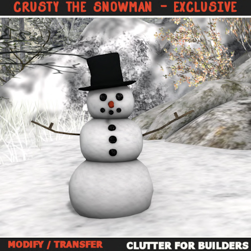 clutter-crusty-the-snowman-wash-exclusive-ad
