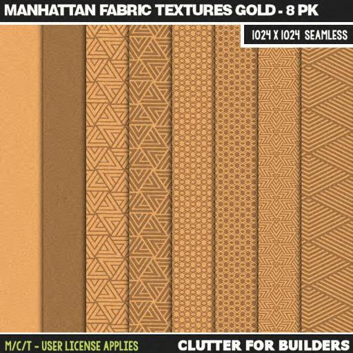 clutter-manhattan-fabric-textures-gold-8pk-ad