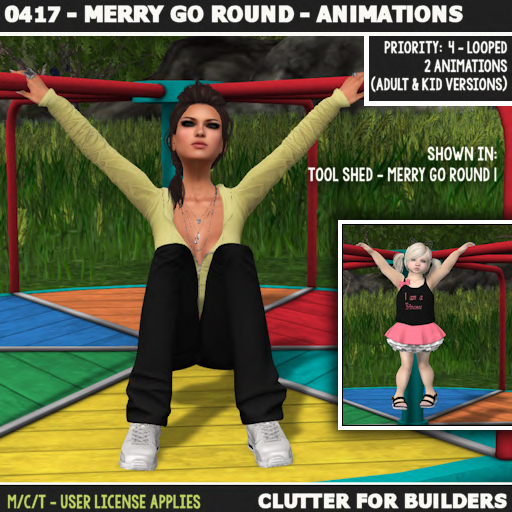 Clutter - 0417 - Merry Go Round - Animations - ad