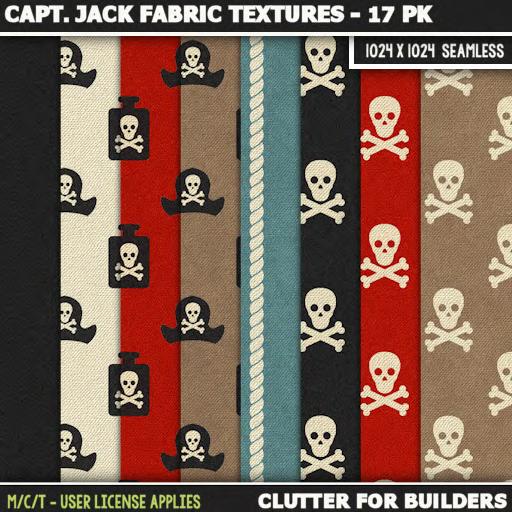 Clutter - Capt
