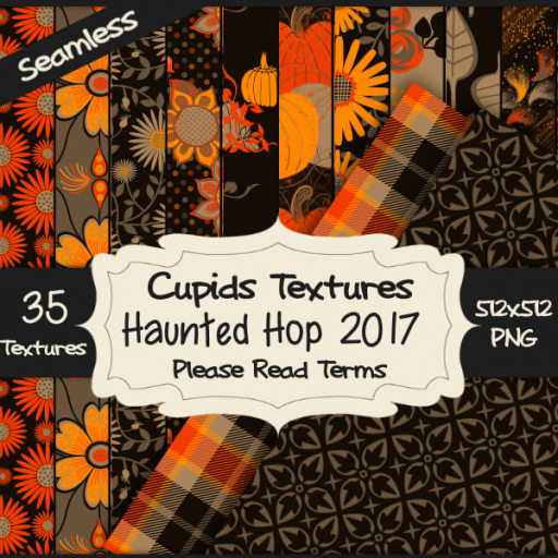35 HAUNTED HOP 2017